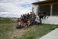 Caudiel - cova Cerdaña - Pina de Montalgrao - mas de Noguera