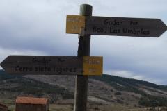 Gudar (Barranco de las Ombrias)