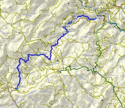gr-7 mapa